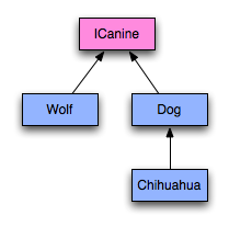 Canine-hierarchy